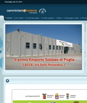 www.camminiamoinsieme.org