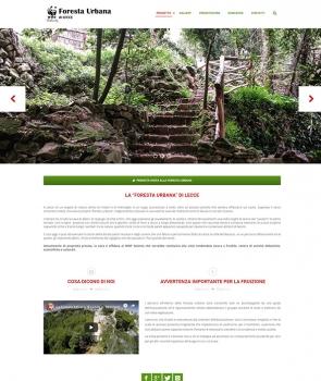 www.forestaurbanalecce.it