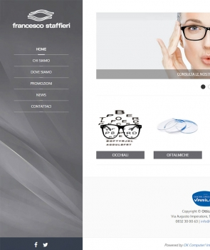 www.otticastaffieri.com