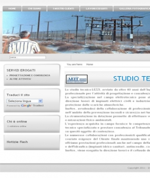 www.studiotecnicolezzi.it